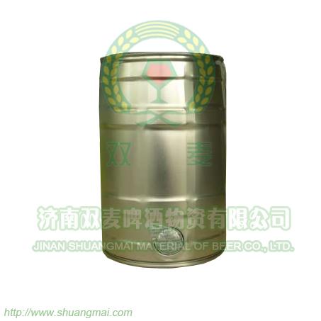Keg 5L - tinplate material