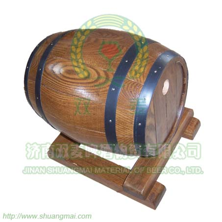 Wooden kegs crafts a