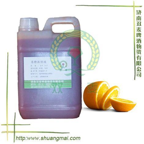 Orange juice concentrate SM5-9