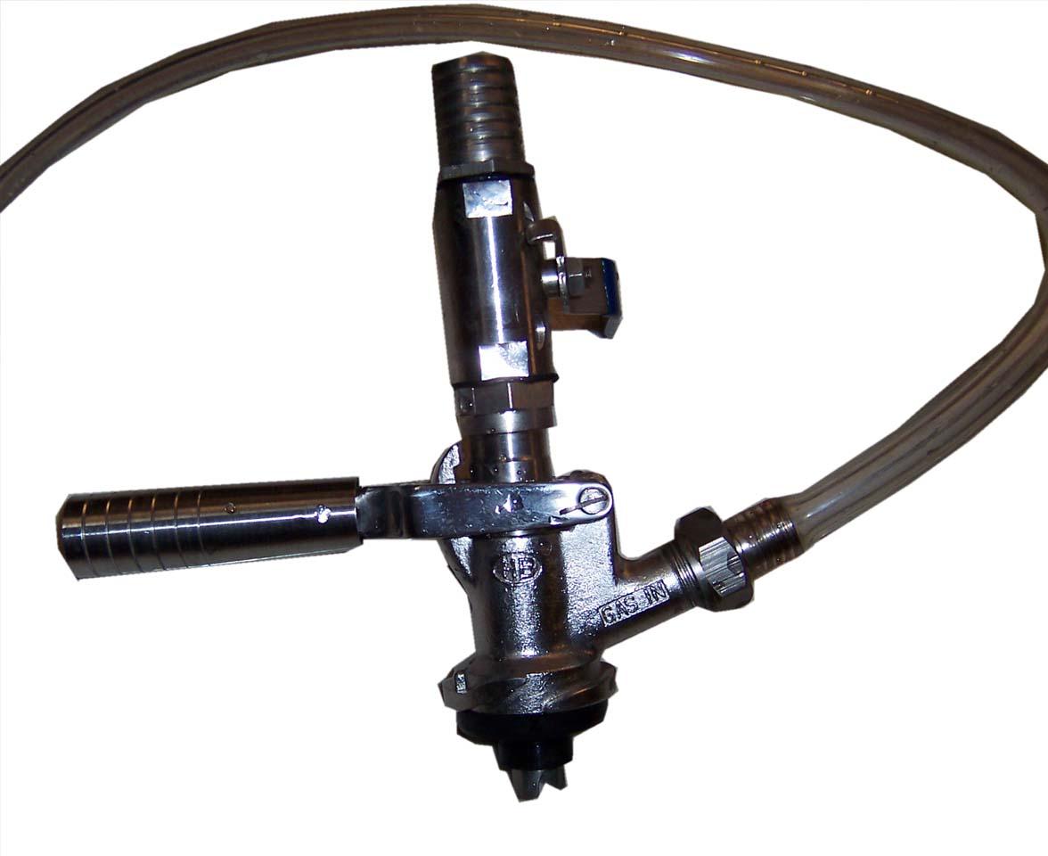 井式分配器